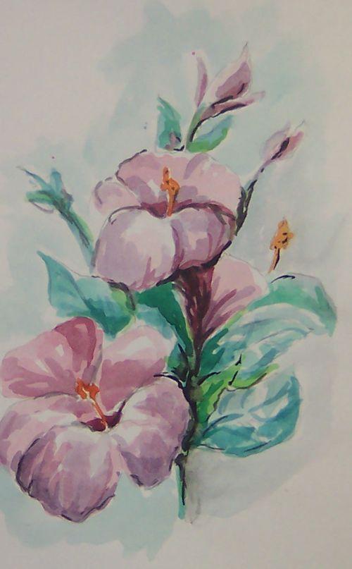 Tissue flowers_9_15_09